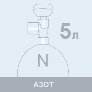 Заправка Азотом 5л